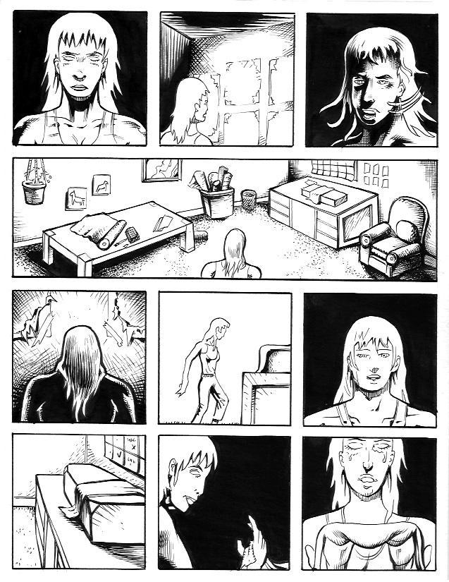 Page 3 - Adrift.